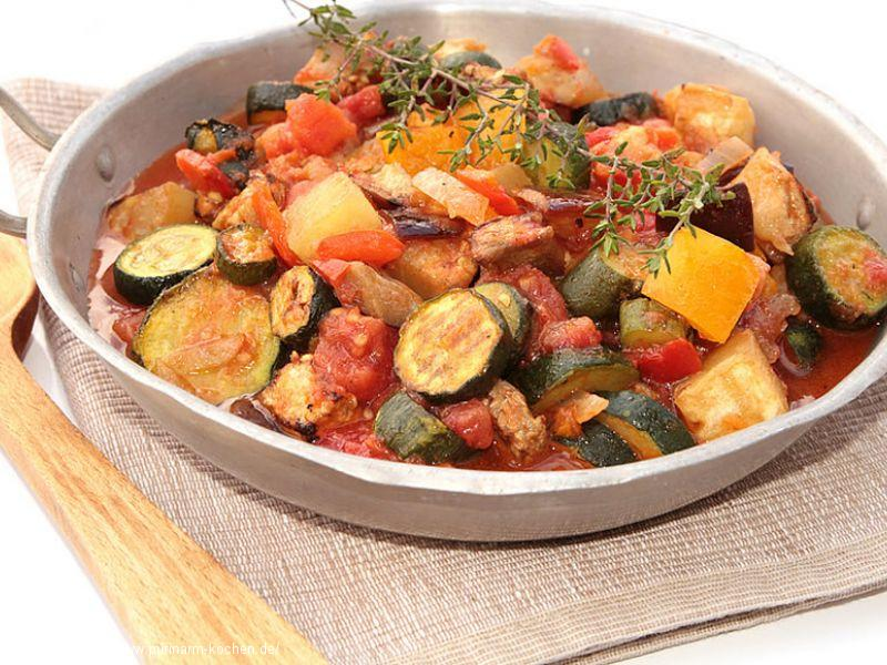 Rezept ratatouille for Kochen bei gicht